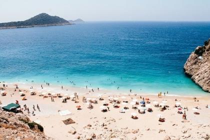 Топ плажове в Турция