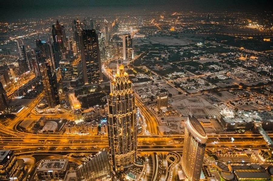 Почивка и екскурзии в Дубайщ